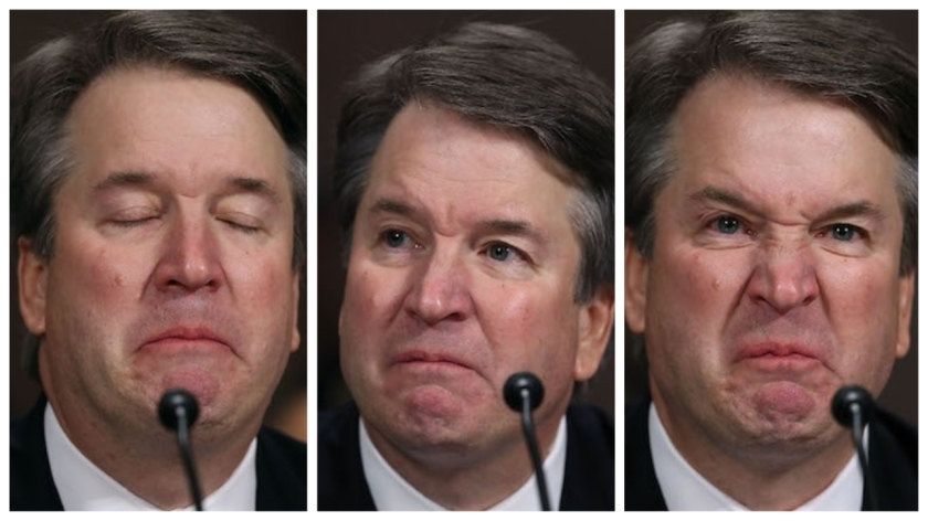 Kavanaugh-Crying